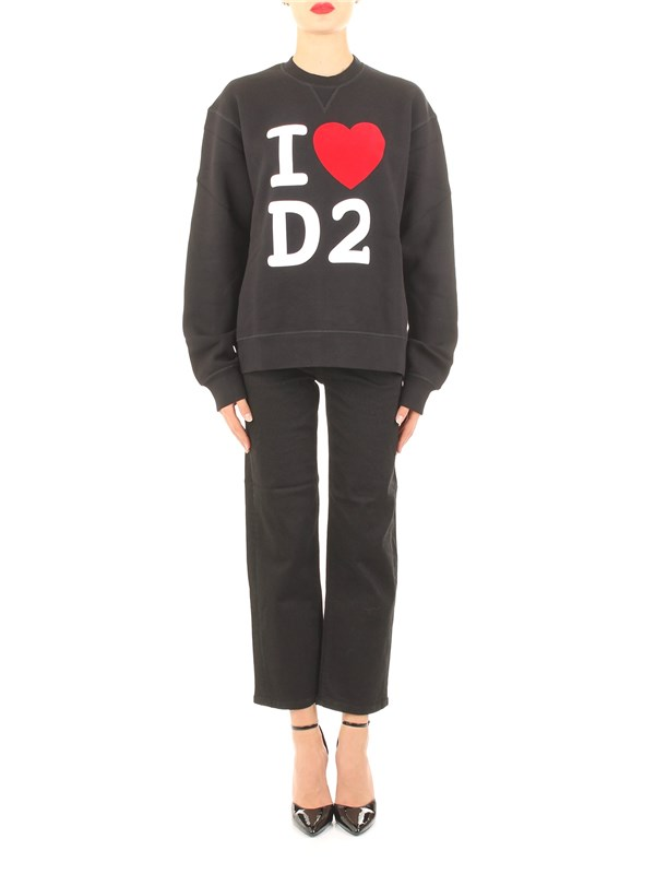 DSQUARED2 SWEATSHIRTS Women
